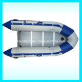0.9mm PVC Heavy Duty Military Inflatable Passenger Boat, Sightseeing Boat