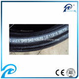 Textile Cover SAE 100r5 Hydraulic Hose for Construction