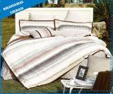 Cotton Linen Stripe Bedding Duvet Cover Bedding