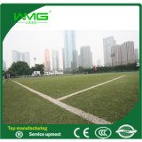 Green Artificial Grass for Indoor Soccer