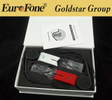 Goldstar Newest Update Motorcycle Bluetooth Intercom with 1000m