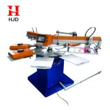 Automatic Rotary Label Silk Screen Printing Machine for Sale