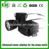 7.4V Bicycle Headlight Charger Rechargeable Head Strap Bike Light Kits