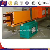 Safety Enclosed Mobile Power Supply Condcutor Rails