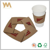 Corrugated Printed Paper Coffee Cup Sleeve