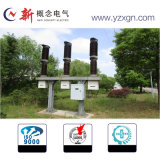 Power Distribution System Outdoor High Voltage Circuit Breaker