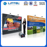 Stable and Durable Hook & Loop Pop up Banner Stand (LT-09D)