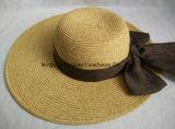 Big Brim Beach Style Floopy Paper Braid Hat