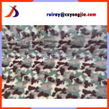 Warm Winter Military Element Warp Knitting Camo or Camouflage Fabric