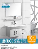 China Supplier Mirror Design Top Stainless Steel Bathroom Vanity