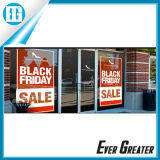 High Quality Waterproof Static Cling Sticker for Window Advertising