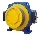 Gearless Traction Machine for Mrl