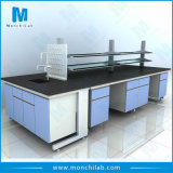 Steel and Wood Chemical Laboratory Furniture