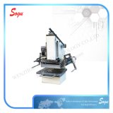 Xt0038 Table Leather Paper Heat Stamping Machine