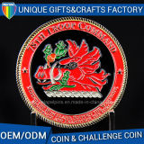 High Quality Profession Custom 3D Metal Challenge Coin