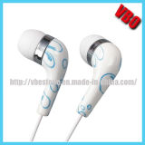 Vbo New Style Stereo Earphone Headset with Printing