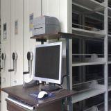 Smart Steel Movable Mass Shelving Compact Archive Mobile File Cabinet/Book Shelf/Bookshelf