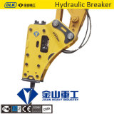 Hydraulic Concrete Rock Breaker Hammer with Chisel 150mm