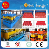 Export Quality Glazed Tile Roof Making Machine