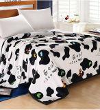 Super Soft Printed Flannel Blanket Sr-B170219-5 Printed Coral Fleece Blanket