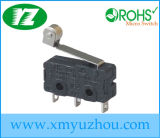 Short Roller Subminiature Micro Switch