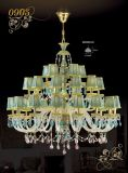 Modern Fashion Ballroom Large Crystal Chandelier Light (MD0905-30)