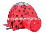 Beetles Style Assemble Children Playing Tent