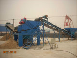 Vibration Motor Sand Sieving Machine