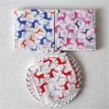 Sika Deer Printed Party Paper Tableware Napkin