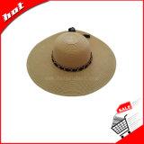 Floppy Paper Straw Woman Sun Hat
