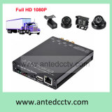 4 Channel Bus Video Camera Solution with Mobile DVR and Security Camera