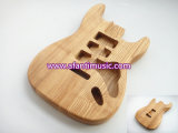 Elm Wood / Afanti St Electric Guitar Body (AST-325K)