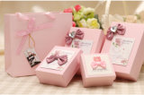 Pink Weding Style Gift Box and Paper Bag