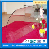 Hot Sales Tempered Curved Bent Glass Toughened Glass