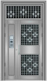 Security Stainless Steel Door (DY-3263)