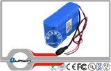 7.4V 14400mAh Lithium Battery Pack