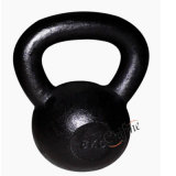 Cast Iron Powder Painting Kettlebell