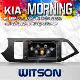 Car DVD Player KIA Morning with A8 Chipset S100 (W2-C217)