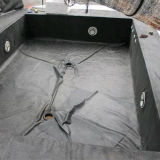 Black Swimming Pool Liner /Pond Liner /EPDM Waterproof Membrane