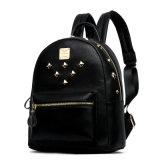 2016 Newest Studded Punk Stylish Fashion Leather Backpack
