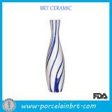 Art Curve Ceramic Modern Vase