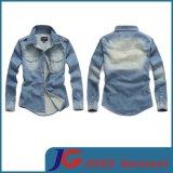 New Fashion Men′s Denim Shirts (JC7013)