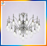 Home Decoration Lighting Crystal Modern Metal Chandelier
