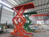 Hydraulic Stationary Scissor Platform Lift for Sale