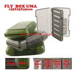 Wholesale Waterproof High Density Plastic Fly Fishing Box
