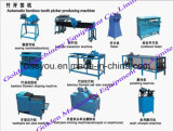 Chinese Bamboo Products Toothpick Making Toothpick Production Line