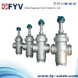 API 6D Manual Operated Slab Gate Valve 600lbs