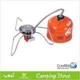 Stove for Camping in Brief Design