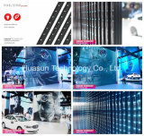 Pixel Strip Transparent LED Display Outdoor Indoor LED Screen