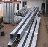 ODM/OEM Hot DIP Galvanized Rolling Steel Pipe Welding Assembly Part